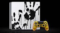 PlayStation 4 Pro 1TB Limited Edition Death Stranding