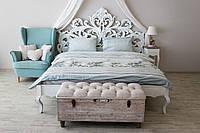Комплект постельного белья Prestige полуторный 140х205 см бирюзовый лайт SKL29-150229