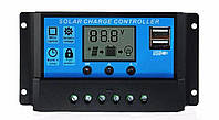 Контроллер заряда PWM 10A 12-24В DY1024 JUTA