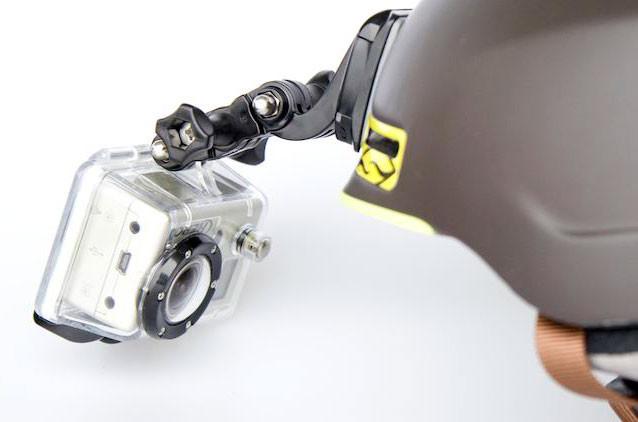 крепление на шлем gopro купить, GoPro Helmet Front Mount AHFMT-001  купить