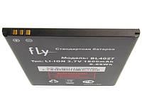 Батарея (акб, аккумулятор) BL4027 для Fly IQ4410, 1800 mAh, оригинал