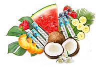 Пробники в наборе Женские фруктовые сладкие духи 5 шт (3+2 бесплатно)