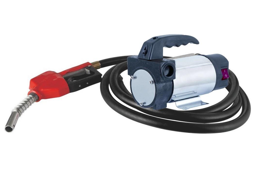 Комплект перекачування ДИЗПАЛИВА (насос, кран, шланги) VSO 50л/хв 12В (VS0245-012)
