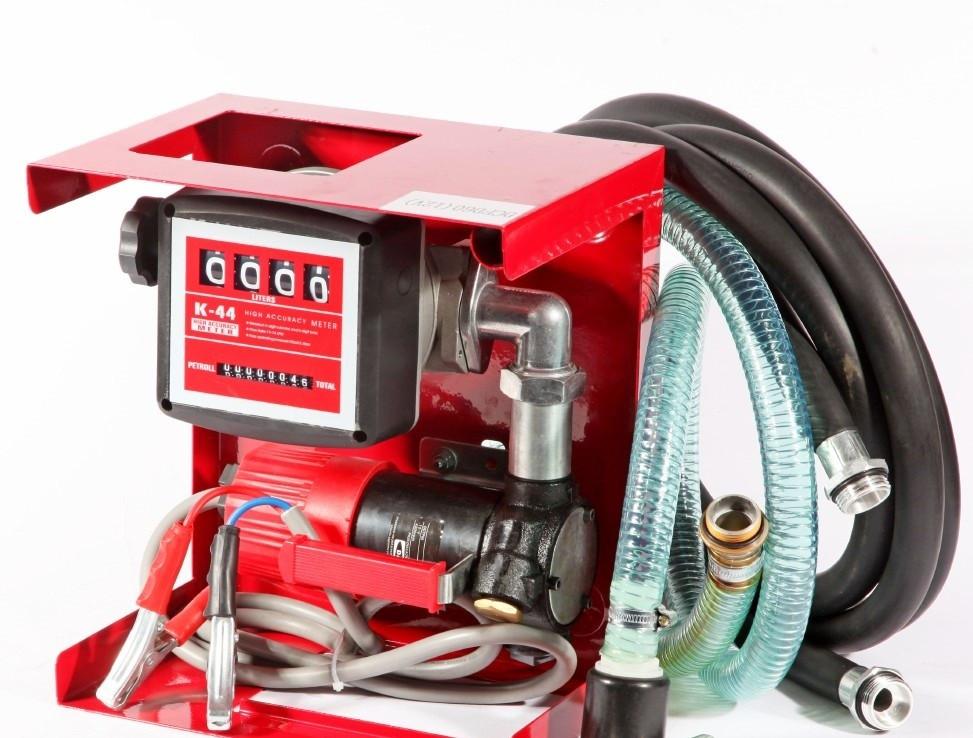 Комплект перекачування ДТ VSO 60л/хв 12В (VS0260-012)