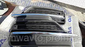 Залишки пластику - обшивки Volvo XC90 Розбирання