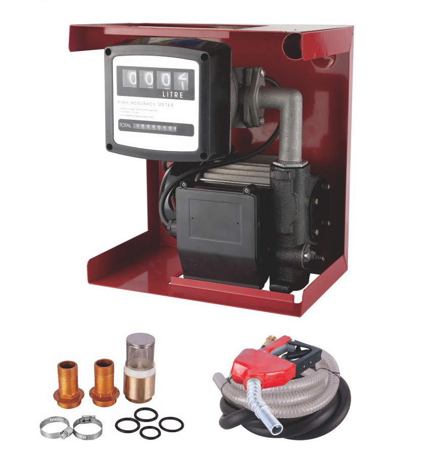Комплект перекачування ДТ VSO 60л/хв 220В (VS0260-220)