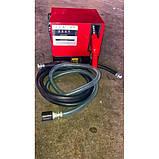 Колонка для заправки ДТ VSO 60л/мин 220В закрытый корпус (VS0261-220), фото 5