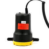 Насос вакуумного відкачування масла VSO 12В (VS0510-012), фото 6