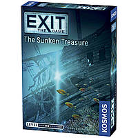 "Квест игра ""Затонувшее сокровище"" Exit the game The Sunken Treasure from Kosmos, фото 1"