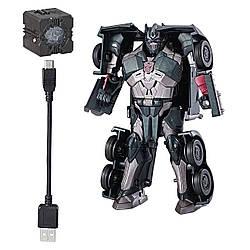 Інтерактивний трансформер Оптимус Прайм, 15 см - Optimus Prime Allspark Tech, Shadow Spark, Hasbro С3480