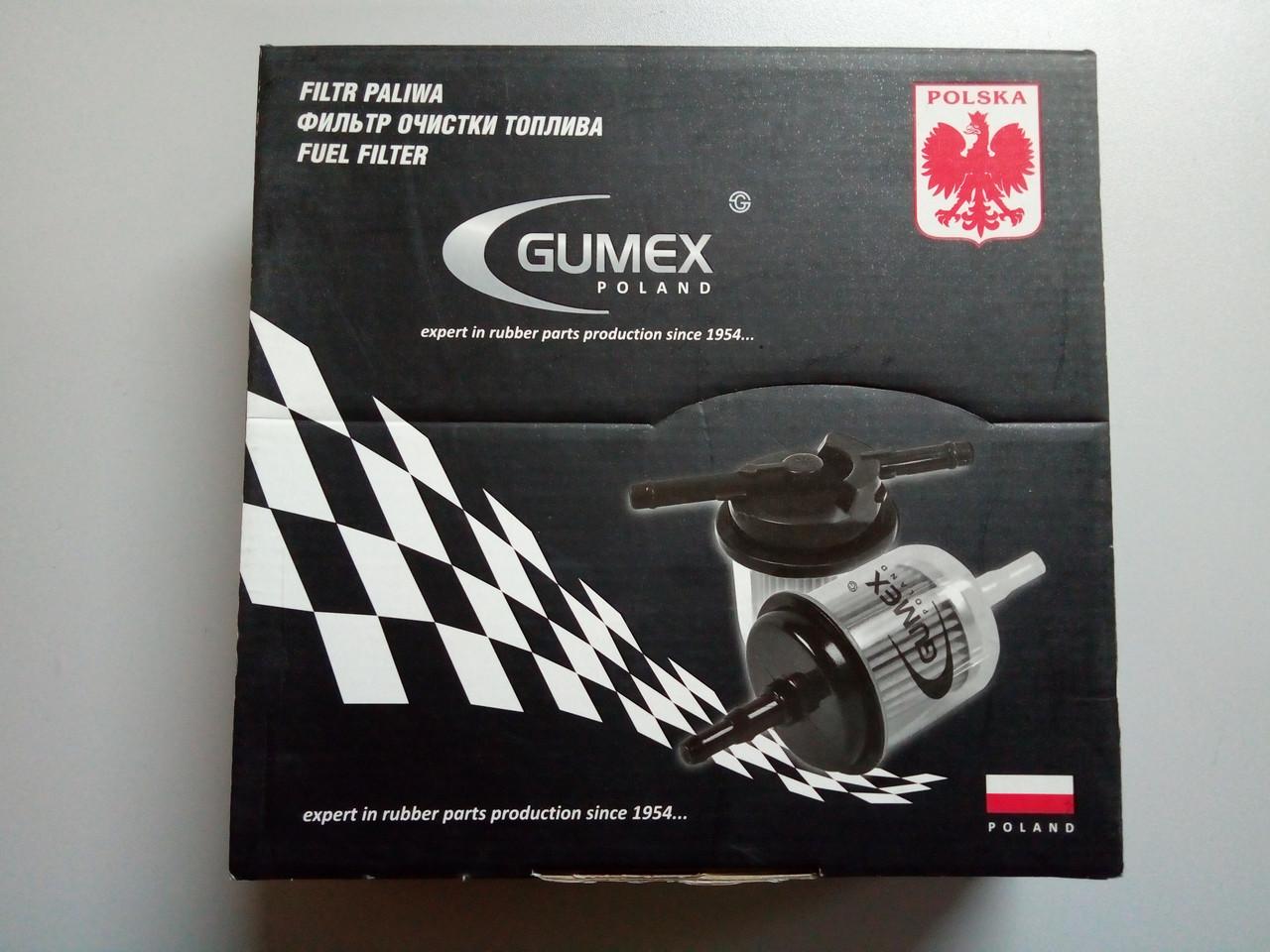 Фильтр топливный GUMEX 15243 прямой