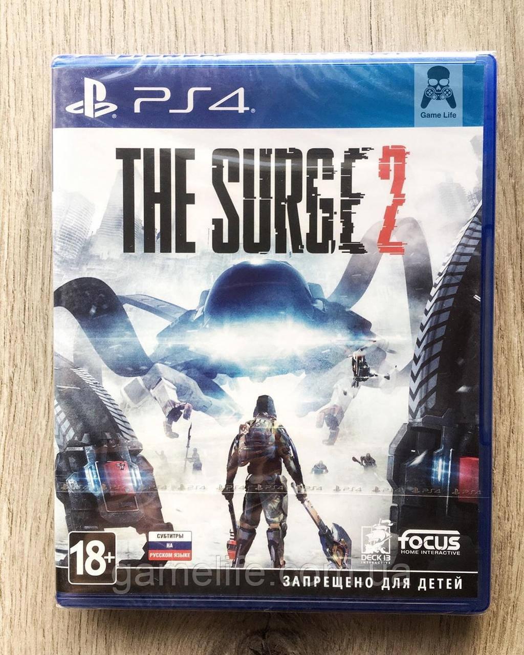 The Surge 2 (рус. суб.) PS4