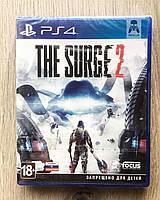 The Surge 2 (рус. суб.) PS4, фото 1