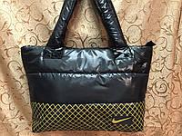 РАСПРОДАЖА Спортивная сумка NIKE(Хлопок)Женские спортивная сумка(только оптом)Сумка стильный дутики, фото 1