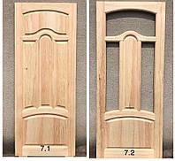 Двери межкомнатные деревянные сосна