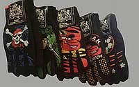 Перчатки детские мультяшки