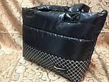 Сумка дутая/Спортивная сумка NIKE/Женские спортивная сумка(только оптом)Сумка стильный  дутики, фото 2