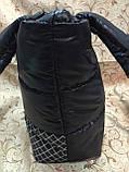 Сумка дутая/Спортивная сумка NIKE/Женские спортивная сумка(только оптом)Сумка стильный  дутики, фото 3