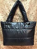 Сумка дутая/Спортивная сумка NIKE/Женские спортивная сумка(только оптом)Сумка стильный  дутики, фото 4