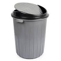 Бак для мусора с качающейся крышкой Topcu (25л, 35л, 50л или 70л)