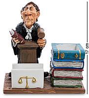 """RV-598 Подставка для ручек и визиток """"Юрист"""" (W.Stratford)"""