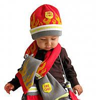Шапка Kidorable Пожарник