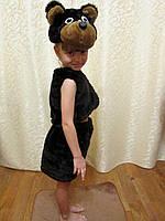 Детский карнавальный костюм Бурого медведя на прокат