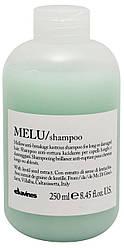 Шампунь для запобігання ламкості волосся Davines MELU 250 мл