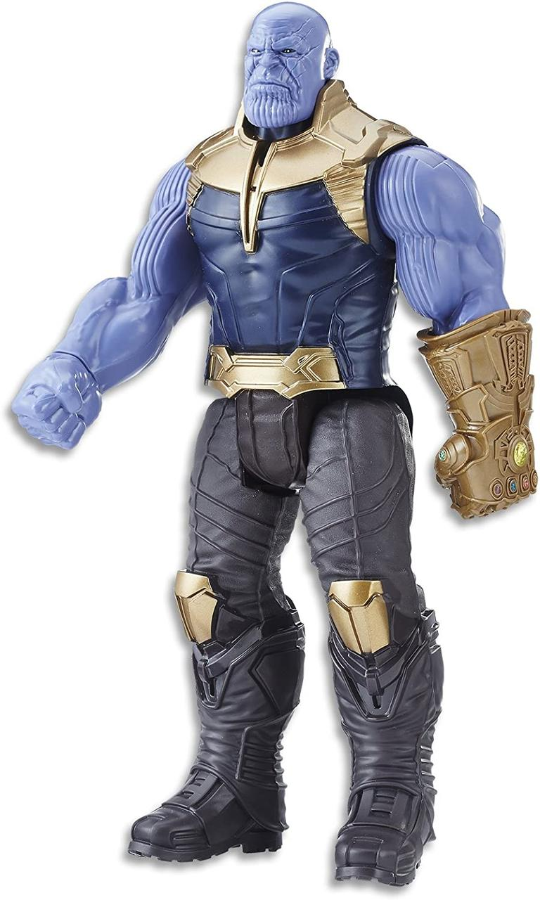 Фигурка Hasbro Танос, Марвел, 30 см - Thanos, Marvel, Titan Hero Series (E5072)