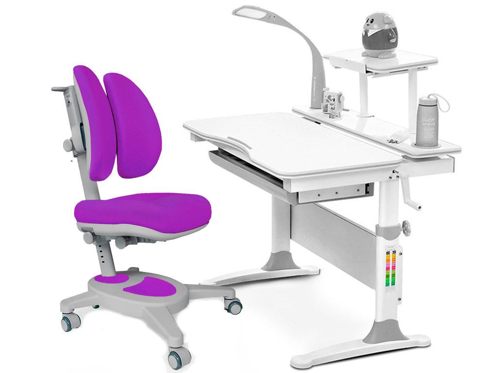 Комплект парта Evo-kids Evo-30 G + кресло Y-115 KS