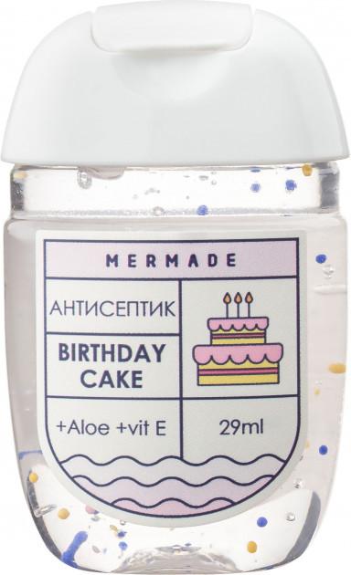 Санитайзер антисептик для рук Mermade Birthday Cake