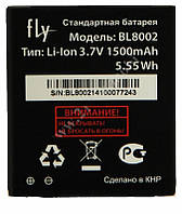 Батарея (акб, аккумулятор) BL8002 для Fly IQ4490i (1500 mah), оригинальный