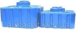 Емкости квадратные однослойные и двухслойные 500 литров