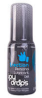 Лубрикант усиливающий эрекцию на водной основе, JoyDrops Erection Personal Lubricant Gel,  50 мл