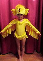 Костюм на девочку Цыпленок на прокат