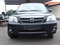 Передняя часть в сборе Mazda Tribute бампер и усилитель, капот, крылья, фары,панель передняя, радиатор