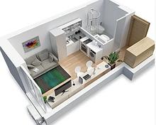 Оценка квартиры и комнаты