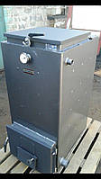 Шахтный котел Холмова Эко Pro 25 кВт длительного горения