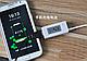 USB тестер емкости батарей и зарядных (ёмкость, напряжение, сила тока), фото 2