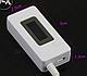 USB тестер емкости батарей и зарядных (ёмкость, напряжение, сила тока), фото 6