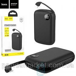 Power Bank Hoco B38 Extreme With Cable Lightning 10000 mAh Original черный