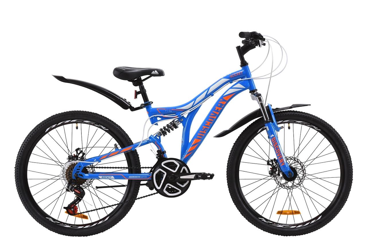 "Велосипед 24"" Discovery ROCKET"