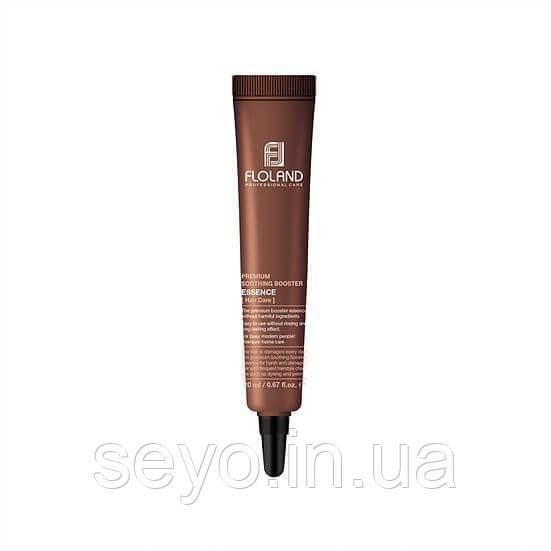 Эссенция для поврежденных волос Floland Premium Soothing Booster Essence, 20 мл
