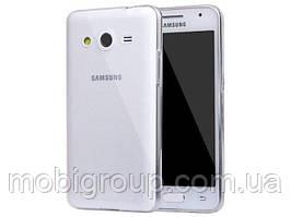 Чохол силіконовий прозорий для Samsung G355, 0.5 mm
