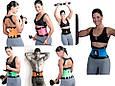Пояс для похудения Hot Shapers Power Belt утягивающий, поддерживающий, фото 8