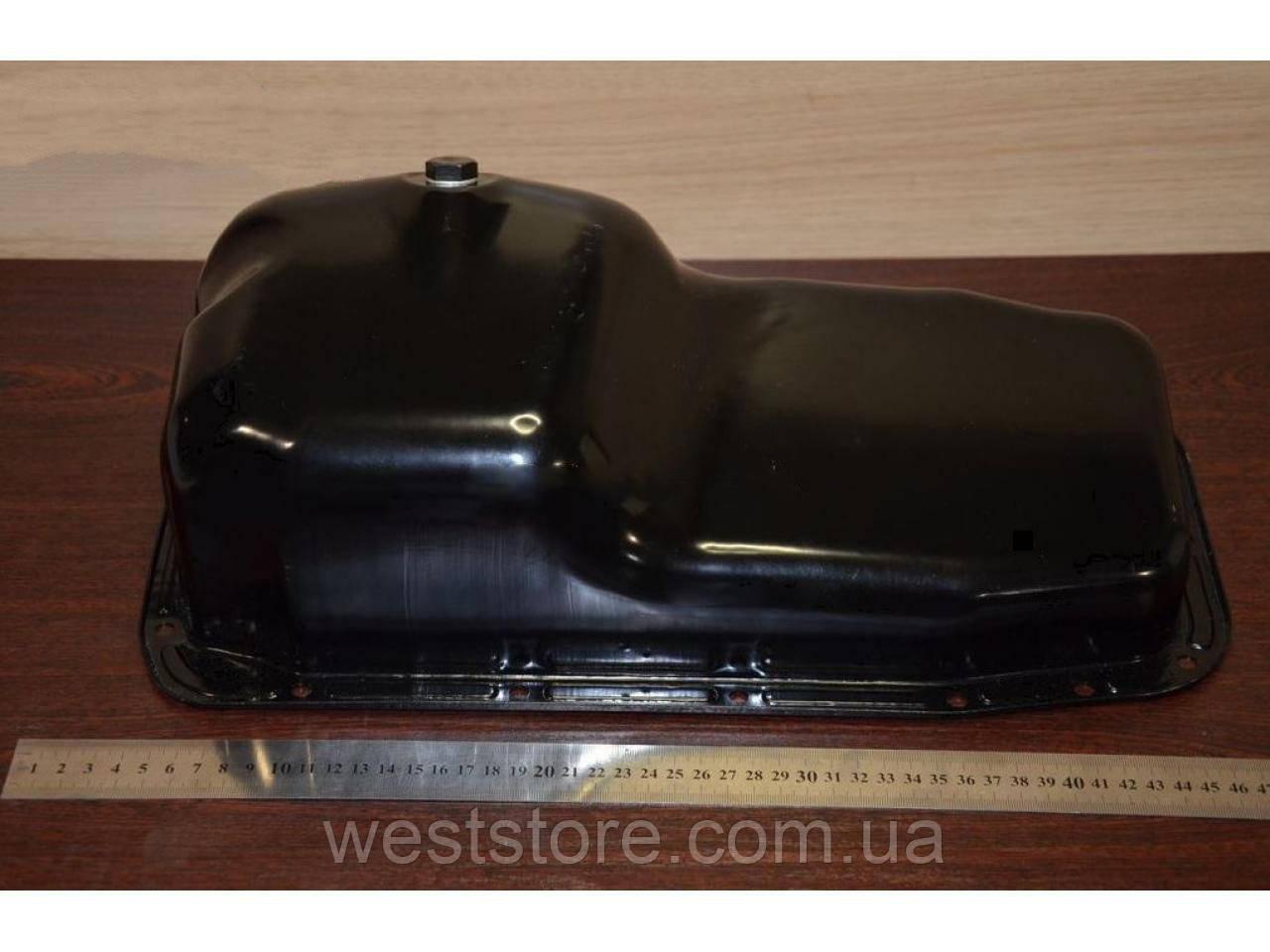 Поддон двигателя Маслянный картер  Lanos 1.5-1.6 (метал.) 96351480