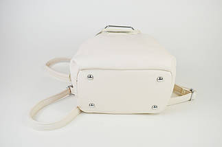 Сумка-рюкзак Polina&Eiterou 8604 Молочный, фото 3