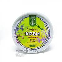 Крем соевый ванильный 350г