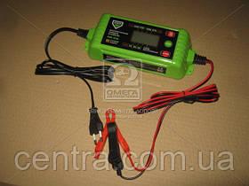 Зарядное устройство 6А, 12/24V микропроц., 10-ступ. зарядки, ф-ц ARM-SC6E