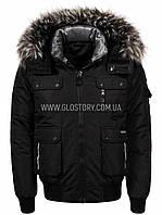 Мужская зимняя куртка,Glo-story
